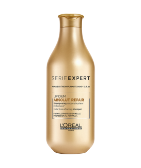LO EXP ABS REPAIR GOLD QUINOA SHAMPOO 980ML