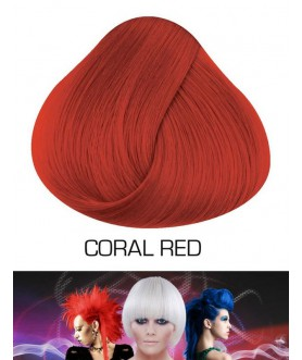 DIRECTION CORAL RED