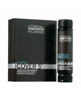 LÓREAL LP HOMME COVER 5 / 6 DONKERBLOND