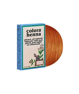 HENNA EC PACK VOOR 1 BEHANDELING RED SUNSET