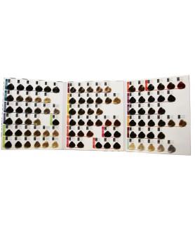 KIS OXY-CREME KIS Color Chart 1