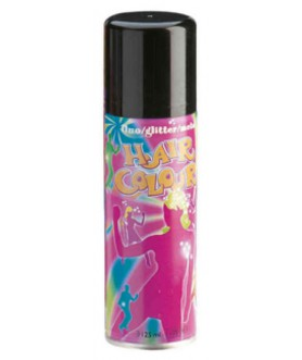 COLOR SPRAY METAL ZWART 125 ML