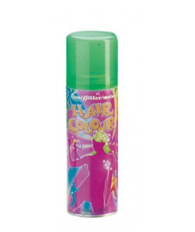 COLOR SPRAY FLUO GROEN 125 ML