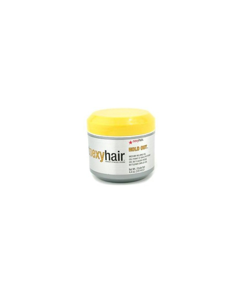 SHORT SEXY HAIR HOLD OUT GEL 125 ML