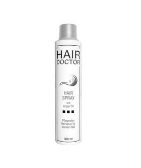 H.D. HAIR SPRAY MET ARGAN OIL 600 ml